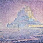 SIGNAC_Mont-Saint-Michel