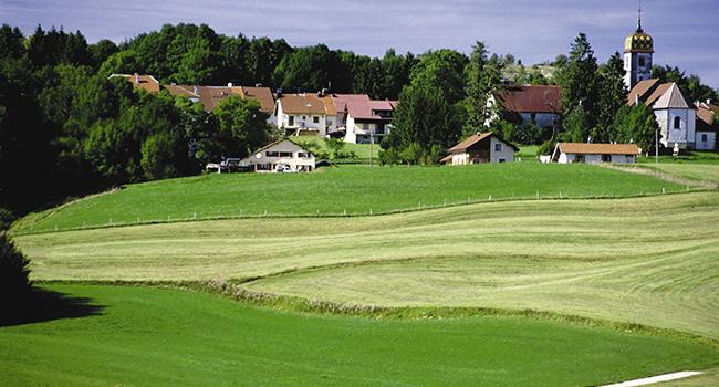 clocher comtois de Franche Comté