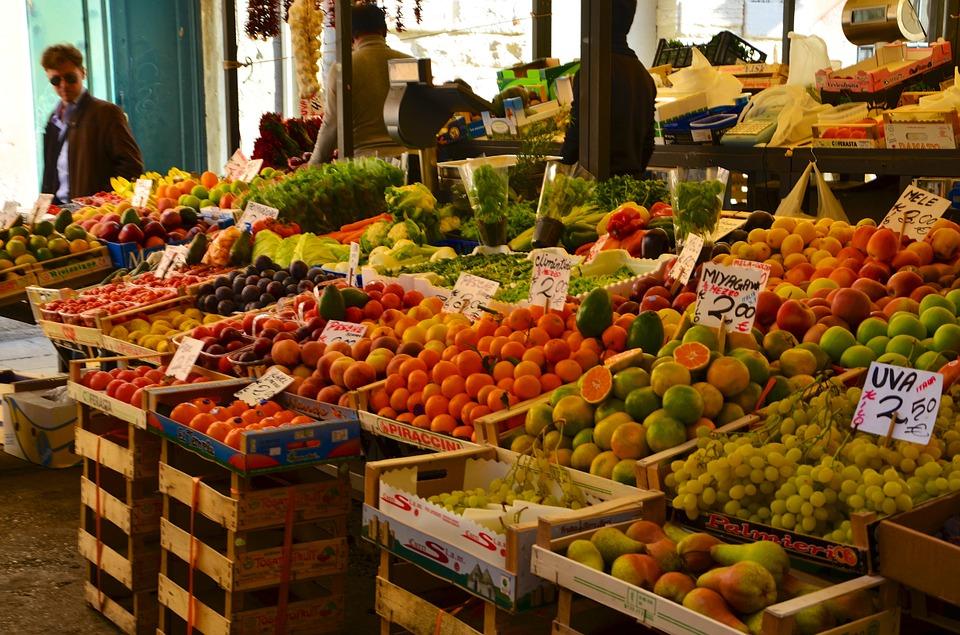 marché italie