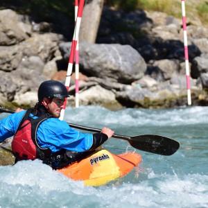 canoe eaux vives