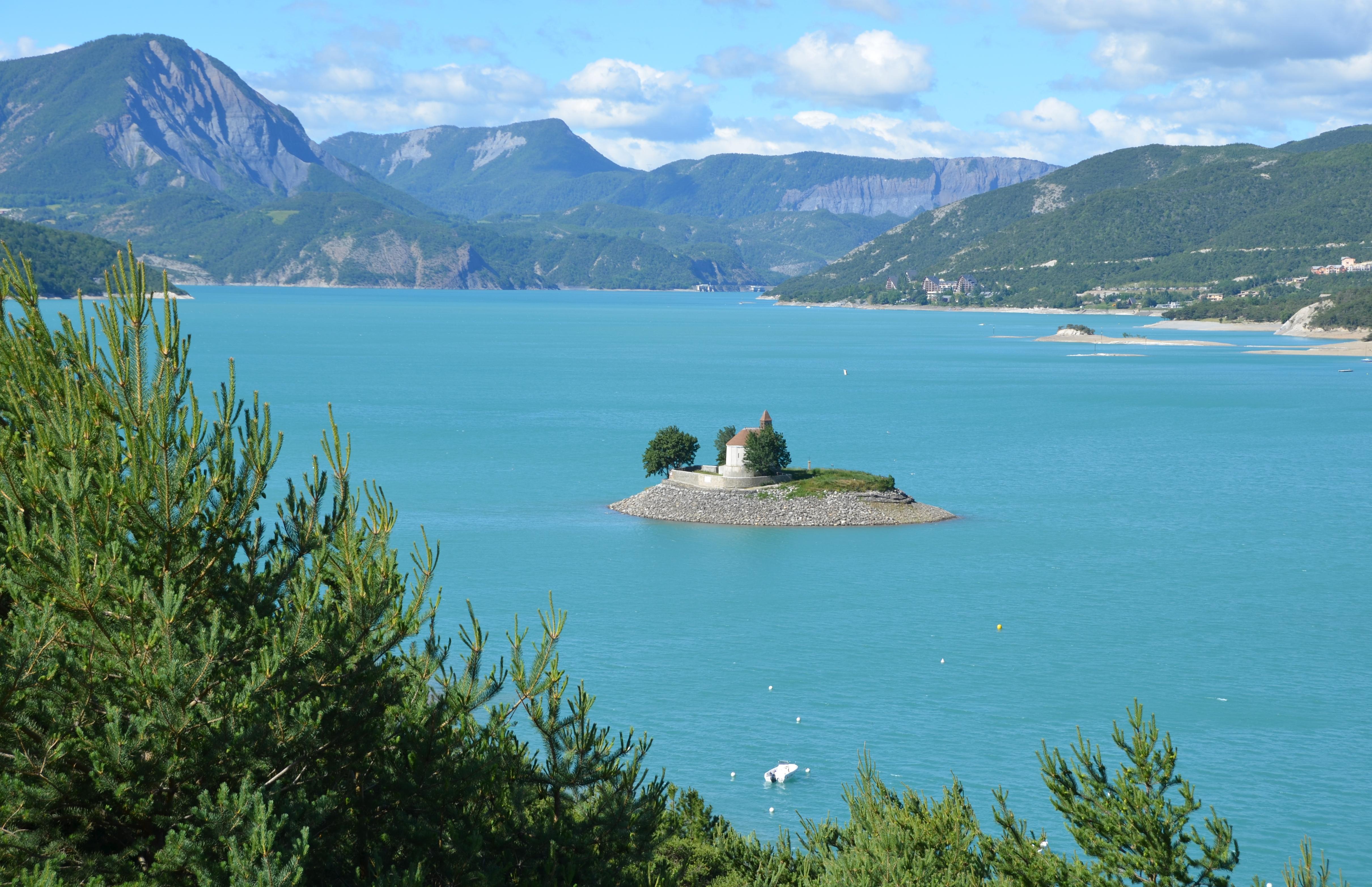 Lac Serre Poncon : Muséoscope du lac de serre ponçon blog vtf vacances