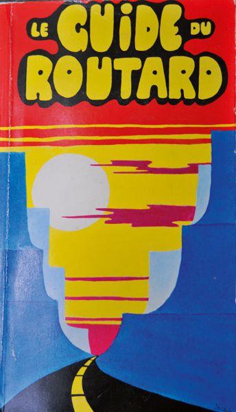 couverture du premier routard en 1973