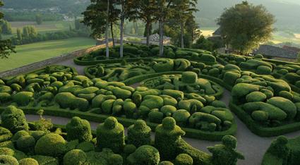 jardins en Dordogne