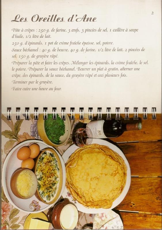 recette ubaye