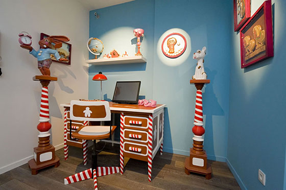 Chambre de pain d'épices - lepalaisdupaindepices.com