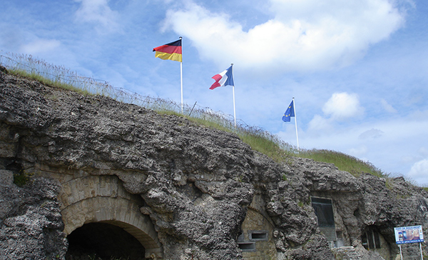 Fort de Douaumont © CTR Lorraine