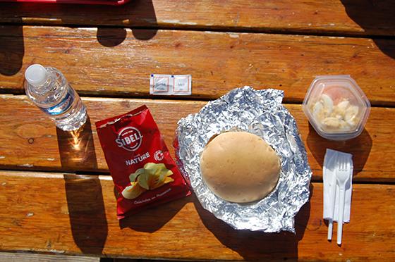 Image : Le panier repas VTF