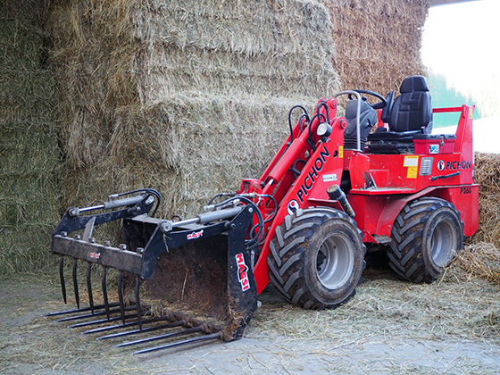 Image : Tracteur