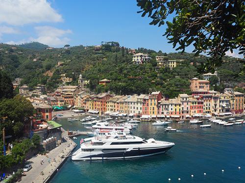 port de portofino, italie