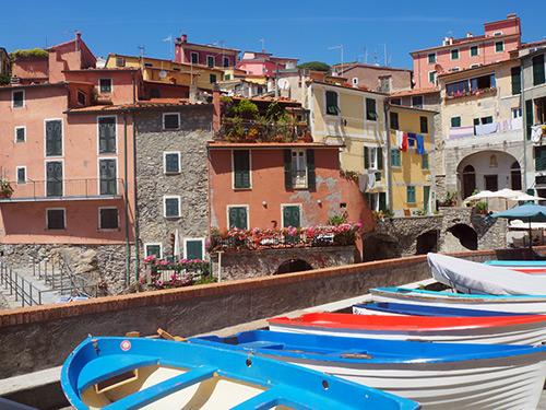 Tellaro, Italie