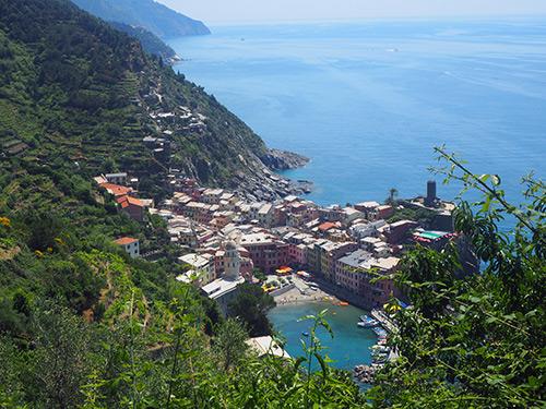 Vernazza - Cinque Terre - Italie, Ligurie