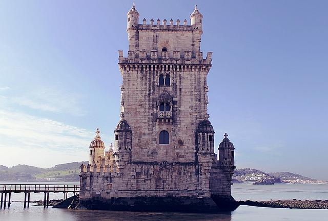 Torre de Belem, visite en week-end à Lisbonne