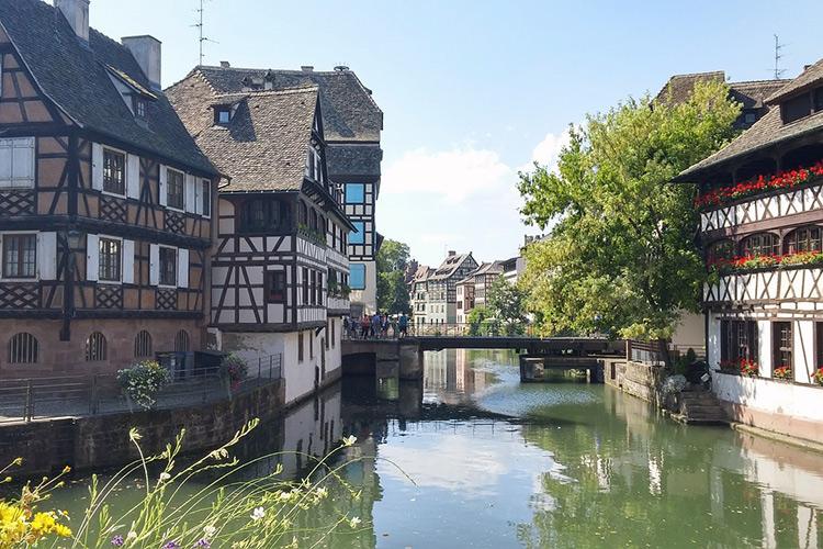 strasbourg, ville alsace