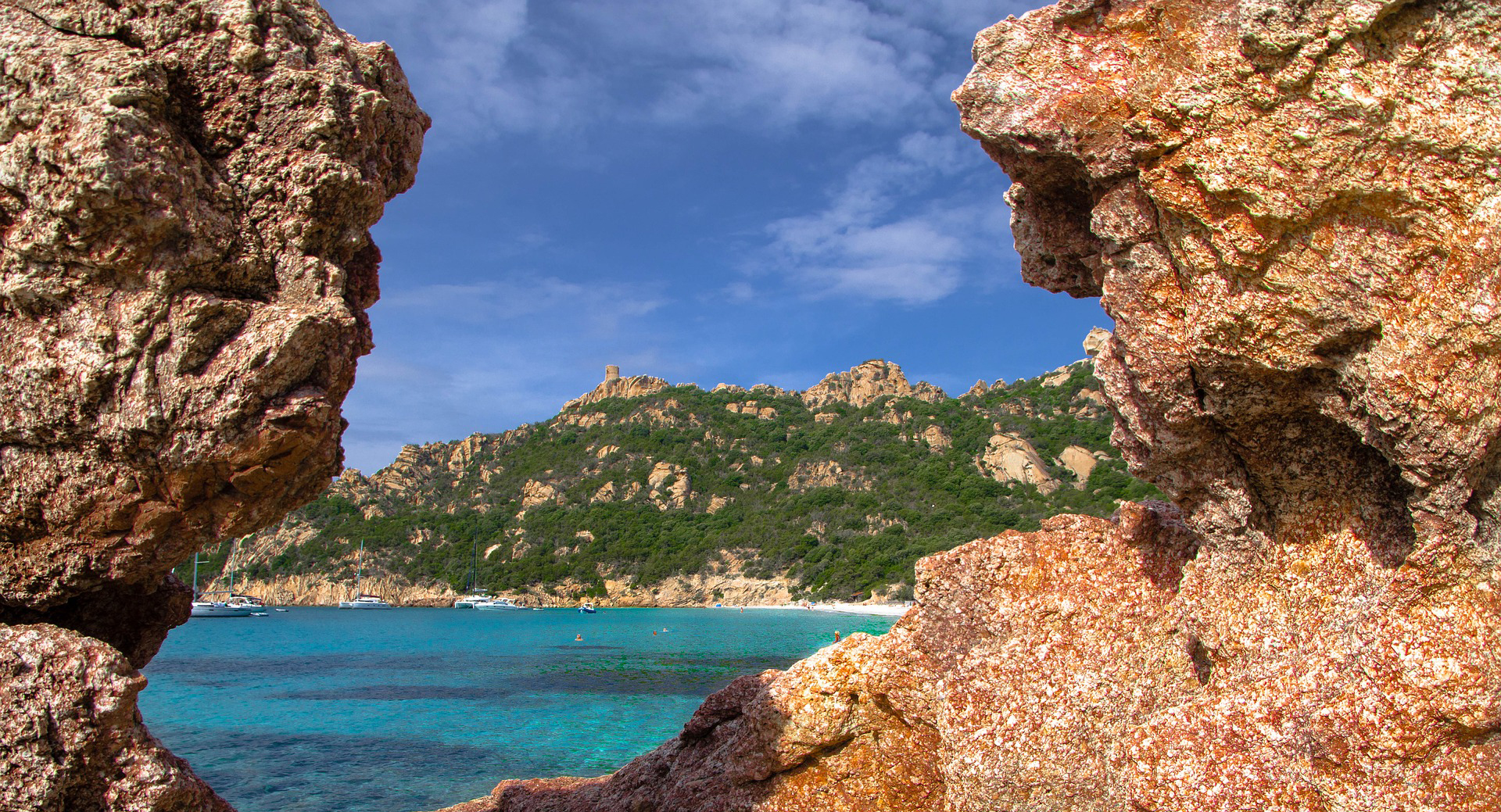 la Corse au printemps