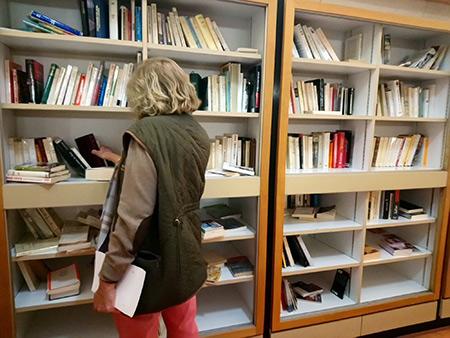 bibliothèque - village vacances VTF