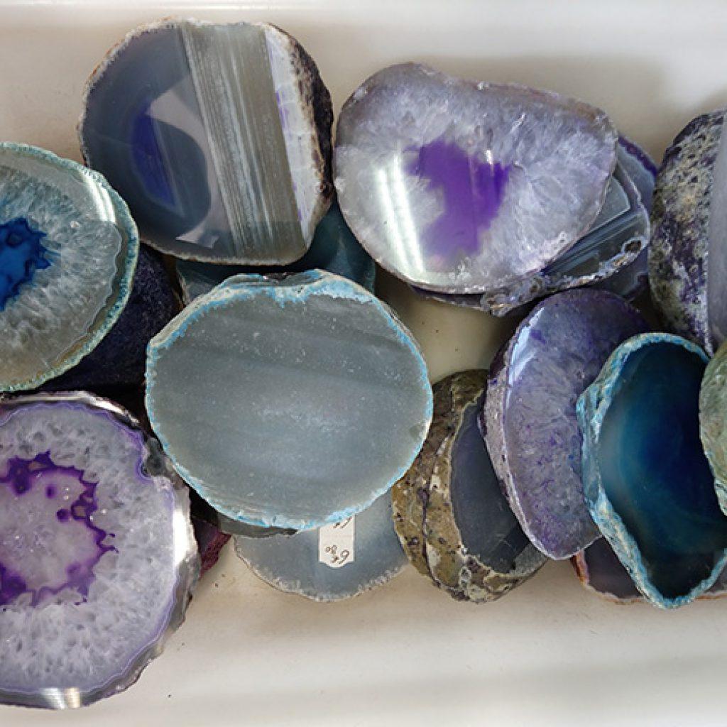pierres à la taillerie
