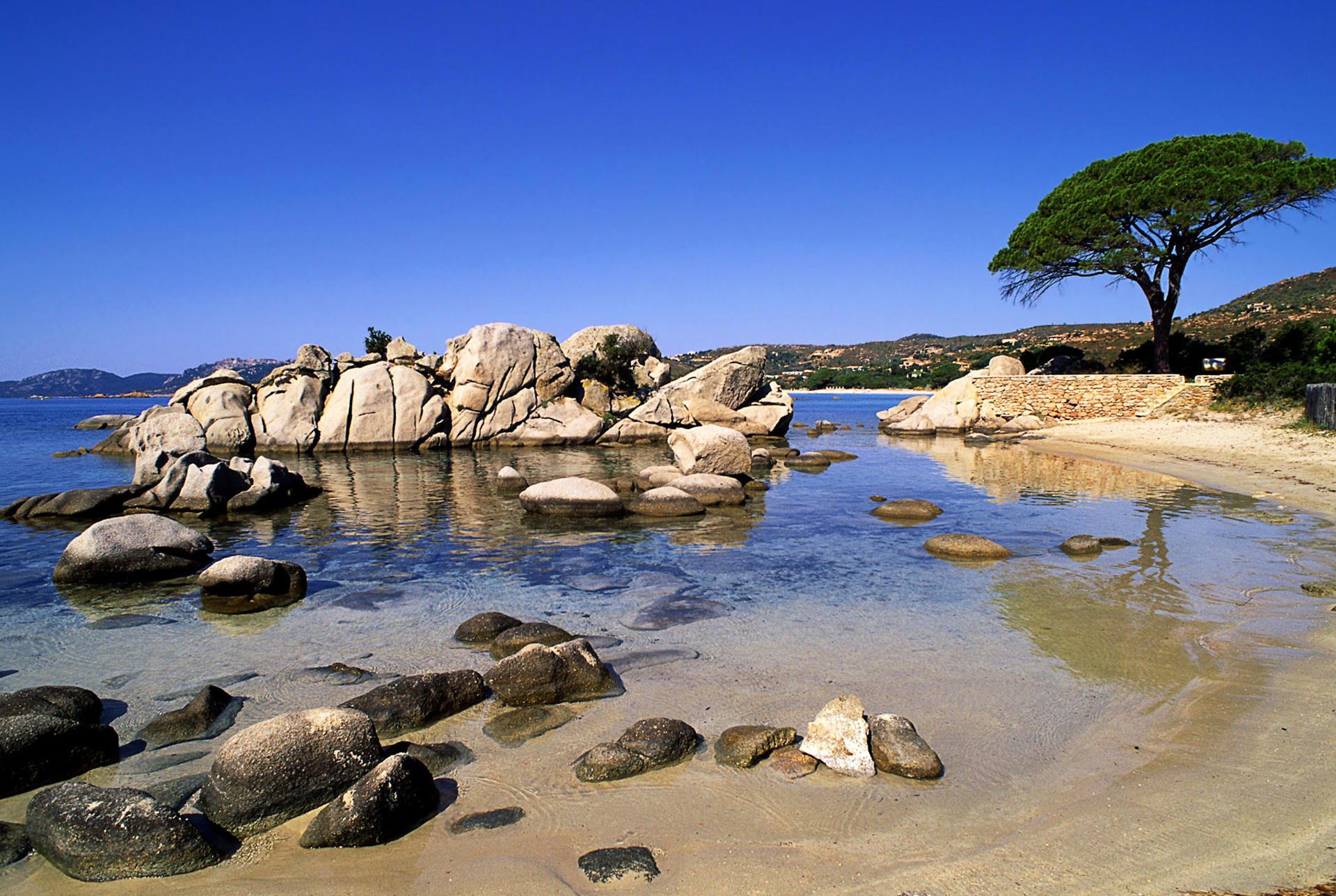Palombaggia, Corse