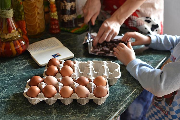 recettes à faire en famille